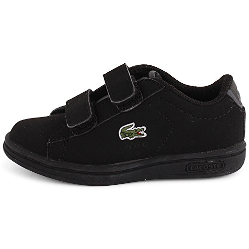 Lacoste Carnaby Evo S Ww Kids Trainers Black Black