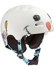 TSG Kinder Helm Arctic Nipper Mini Graphic Design, Snowman, XXS/XS, 750071