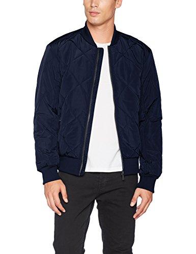 Regatta Herren Jacke Original Fallowfield Jacket, blau (Marineblau), S