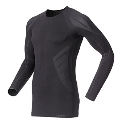 Odlo Herren Shirt Long Sleeve Crew Neck Evolution Light von Odlo - Outdoor Shop