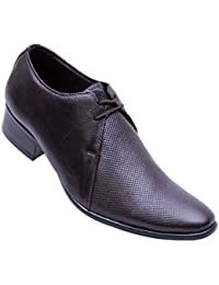 Fills Men Brown Leather Shoes