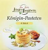 Jürgen Langbein Königin-Pasteten zum Füllen, 12er Pack (12 x 100 g)