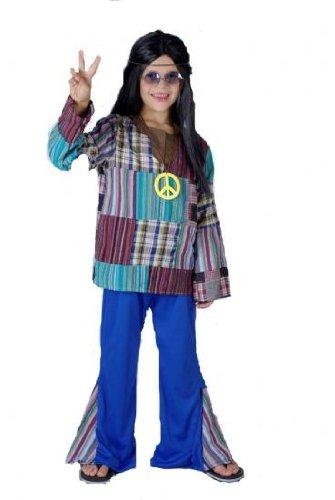 Child Hippie Costume Fancy Dress