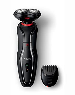 Philips S720/17 Series 1000 Click and Style Shaver/Beard Trimmer in One