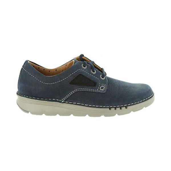 Clarks Unnature Plain, Zapatos de Cordones Derby Hombre