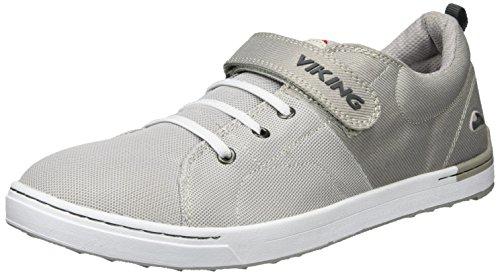 Viking - Frogner, Scarpe sportive outdoor Unisex – Adulto Grau (Light Grey/Grey)