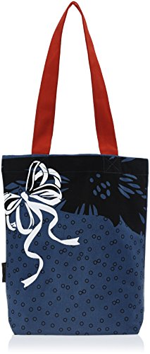 Buy Kanvas Katha Women s Tote Bag (Navy Blue) (KKB049NB) on Amazon ... 8f0df6792b