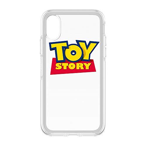 Publiassia Stamperia Toy Story Cover 25 Smartphone Custodia per Tutti Modelli Apple iPhone Samsung Huawei Idea Regalo Collezione Personaggi Woody Buzz Lightyear Film Disney Cinema Cartoon Cartone