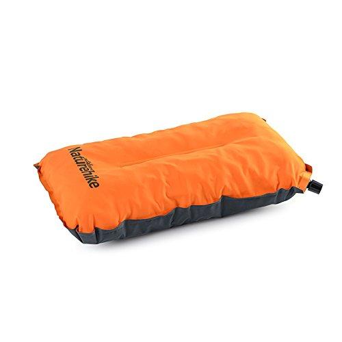 Naturehike Reise-selbstaufblasen Kissen leichte komprimierbare Luft Kissen automatische aufblasbare Lager Kissen für Camping Wandern Backpacking für zu Hause Strand oder Büro Nickerchen - Aufblasbare Hause Kissen Zu Für