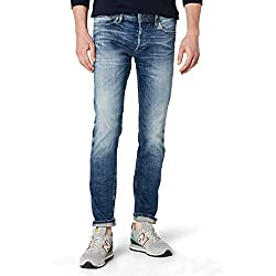 JACK & JONES Jjglenn Original Jj 887 Noos, Jeans Uomo, Blu (Blue Denim), W31/L32
