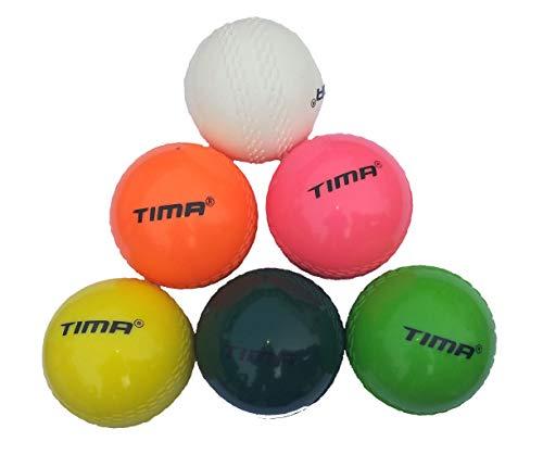 Tima Wind Ball PVC Ball Standard (Pack of 6)