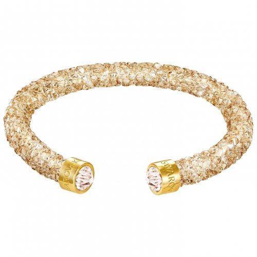 pulsera-crystaldust-swarovski-5250067-mujer-dorado