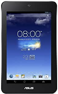 """Asus ME173X-1A054A Tablette tactile 7"""" (17,78 cm) 1,2 GHz 8 Go Android Jelly Bean 4.2.2 Bluetooth/Wi-Fi Blanc"""