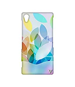 Vogueshell Multicolour Pattern Printed Symmetry PRO Series Hard Back Case for Sony Xperia Z2