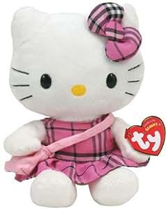 Ty Beanie - Doudou / Peluche - Hello Kitty