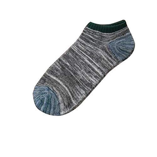 Preisvergleich Produktbild SHINEHUA 3 Paar Kurzsocken Herren und Damen Basics Sneaker Socken Füßlinge Sportsocken Unisex Sport Freizeit Socken Baumwolle Crew Socken