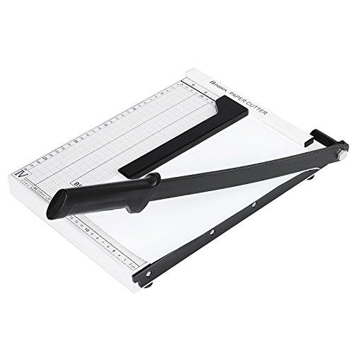 Preisvergleich Produktbild Homdox A4 Papierschneider Hebelschneider Schneidemaschine Schneidergerät