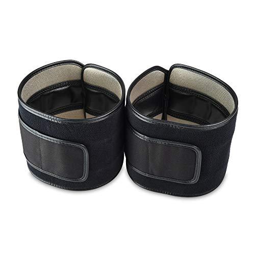 Beurer EMS HomeSTUDIO Nachkaufmanschetten Größe L, 2 Manschetten zur elektrischen Muskelstimulation, passend für das Beurer EMS HomeSTUDIO Gerät
