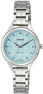 Casio Enticer Lady's Analog Blue Dial Women's Watch - LTP-1392D-2AVDF (A1026)