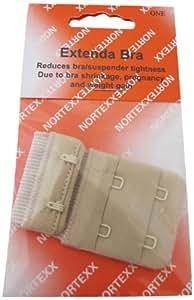 Nortexx 38 mm Bra Extender, Beige