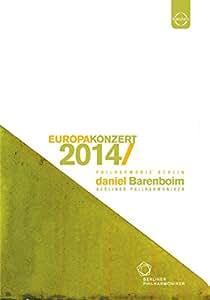 Europakonzert 2014 (Philharmonie Berlin) [DVD]