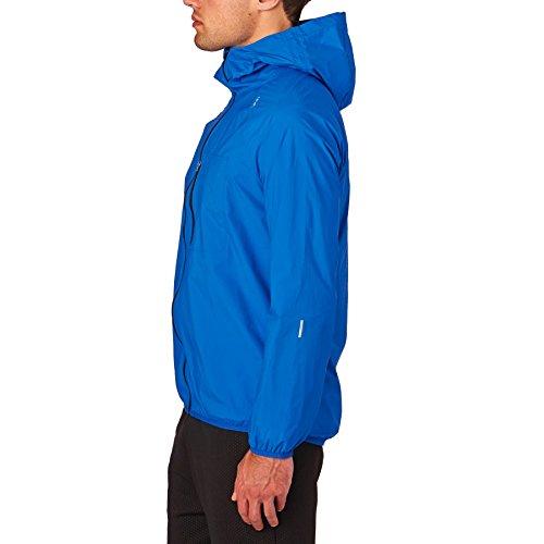 Converse Jackets - Converse Blur Nylon Jacket - Fresh Yellow Blue