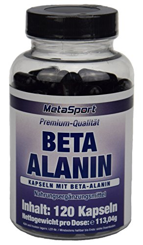 Metasport Beta Alanin Premium im Test