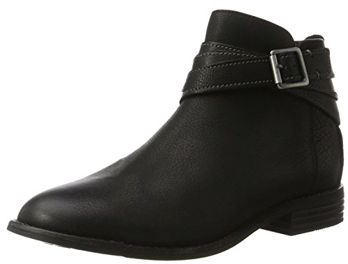 Clarks Damen Maypearl Edie Chelsea Boots, Schwarz (Black), 40 EU Schöne Beute
