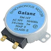 Galanz SM-16T AC 30V 3W Drehtellermotor für Mikrowelle 5//6 r//min 50//60Hz