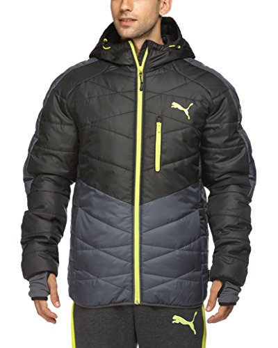 9bc0ae89b9a6 Puma 59132332 Mens Synthetic Track Jacket - Best Price in India ...