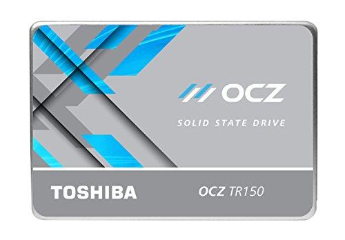 """OCZ TR150 - Disco Duro Sólido Interno SSD de 240 GB (2.5"""", SATA III), color plateado"""