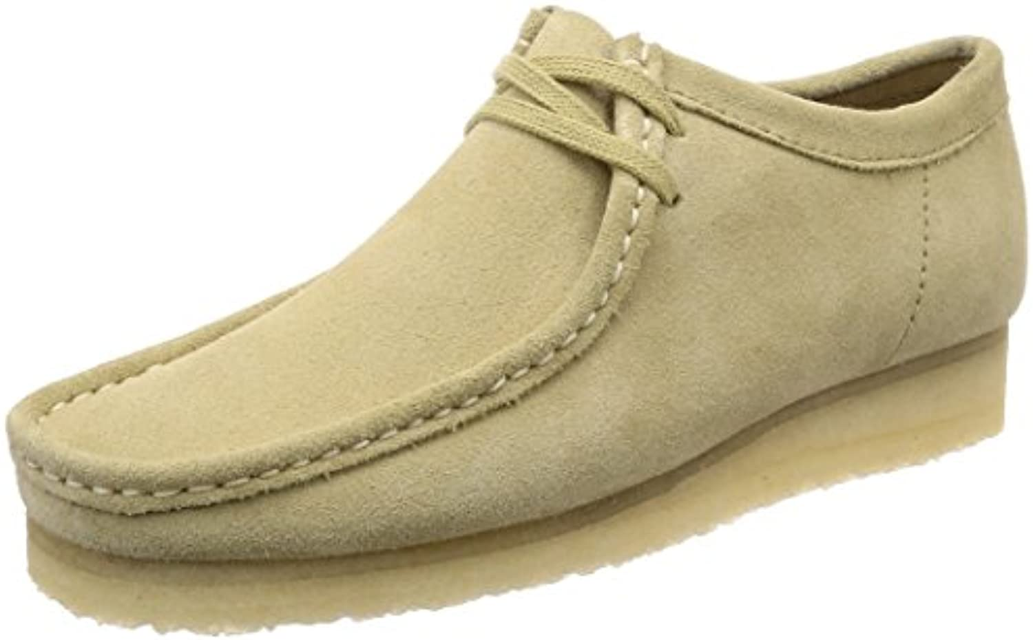 Clarks Wallabee Maple Suede WALLABEEMAPLE, Botas