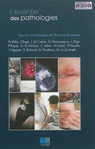 L'essentiel des pathologies de Bontemps. Florence (2012) Poche