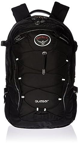 Osprey Packungen Quasar Tagesrucksack Einheitsgröße Black