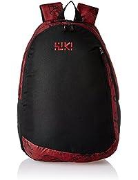 Wildcraft Red Casual Backpack (Vault : Wildcraft : Red)