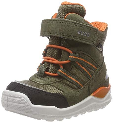 ECCO Unisex-Kinder Urban Mini Klassische Stiefel, Grün (Greape Leaf 59637), 24 EU