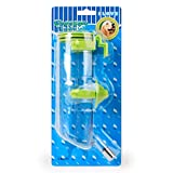 MachinYesity Gabbia Pet Dog può Essere appesa Acqua Potabile 350ml Bere fontane Dispositivo automaticamente Bere Pet Supplies Facile da trasportare