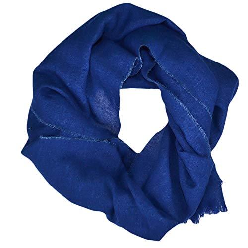 Ralph Lauren Herren Blouson Schal Gr. Einheitsgröße, blau