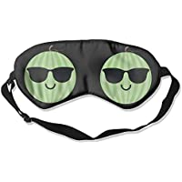 A Watermelon With Glasses 99% Eyeshade Blinders Sleeping Eye Patch Eye Mask Blindfold For Travel Insomnia Meditation preisvergleich bei billige-tabletten.eu