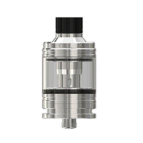 Original Eleaf Melo 4 Atomizer 2ml D22 & 4.5ml D25 Tank with 0.3ohm/0.5ohm EC2 Coil Head fit for IKuun I80 MOD & IKuun I200 MOD Nicotine Free -