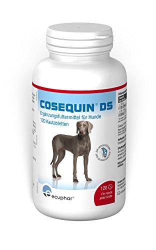 Cosequin DS 120 Schmackhafte Tabletten Hund (Cosequin Hund)