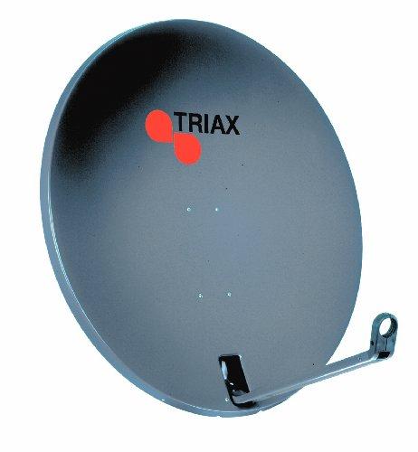 Triax TDA 64 A-1 Satelliten Außenantenne 65cm antrazit