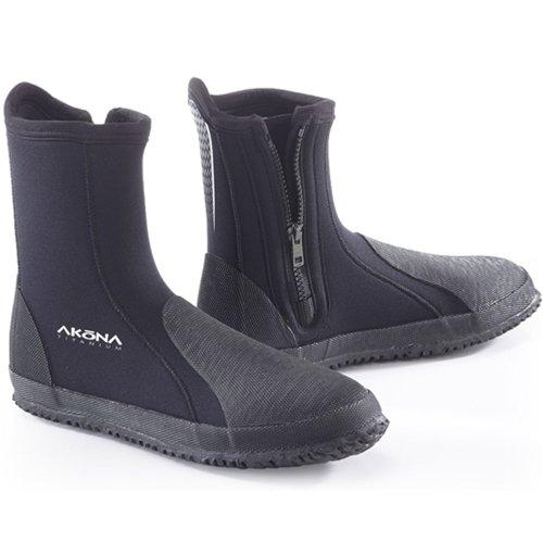 Akona Deluxe Stiefel, schwarz