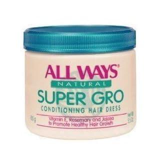 Allways Super GRO Hair Conditioner 155G