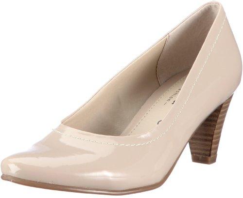 Jana Fashion 8-8-22401-28, Escarpins femme Beige-TR-K1-48