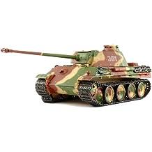 Tamiya 300056022 - Tanque teledirigido (escala 1:16, motor eléctrico)