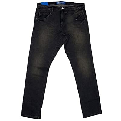 Womens Adidas Originals Mesoa Anti Fit Jeans Tapered Leg Low Crotch Denim Jean