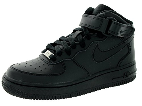 Blau Herren 1 Mid Basketballschuhe 07 BLACK Air Schwarz 004 BLACK Force Nike tCp4nTq0C