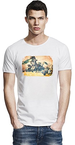 Borderlands 2Captain Scarlett and Her Pirate's Booty Raid Raw Edge-T-Shirt X-Large