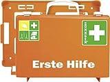 Erste-Hilfe-Koffer mit Inhalt orange